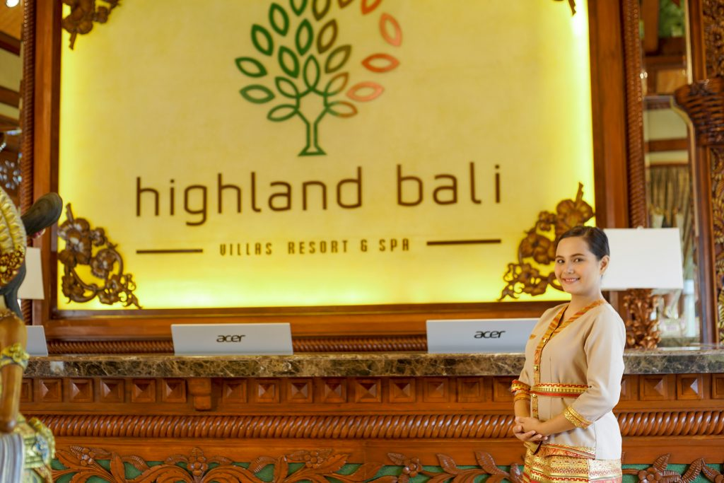 Welcome to Highland Bali