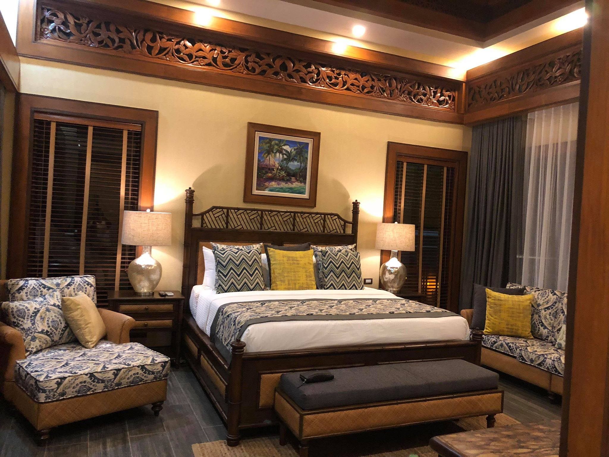 Presidential Suite Highland Bali Villas Resort Spa