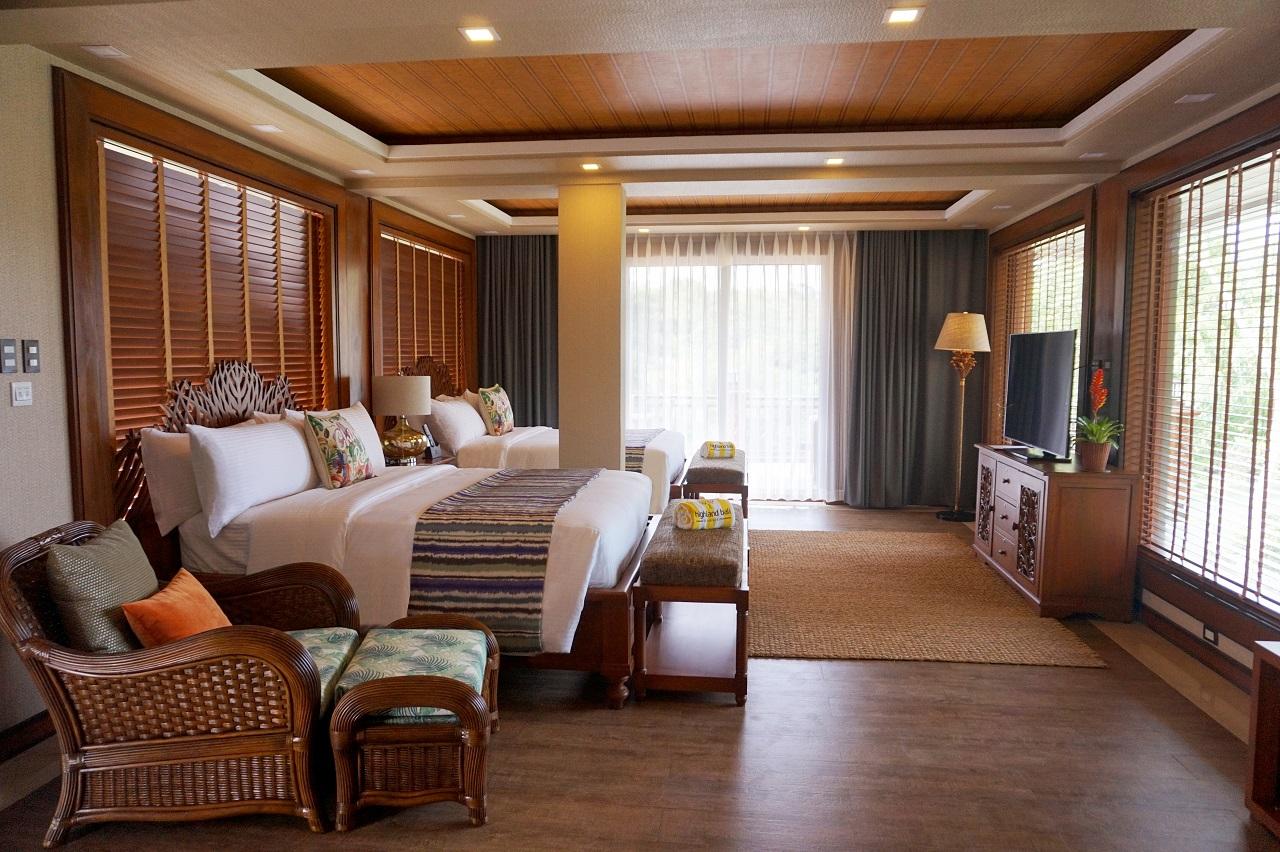 Grand Family Suite A Highland Bali Villas Resort Spa